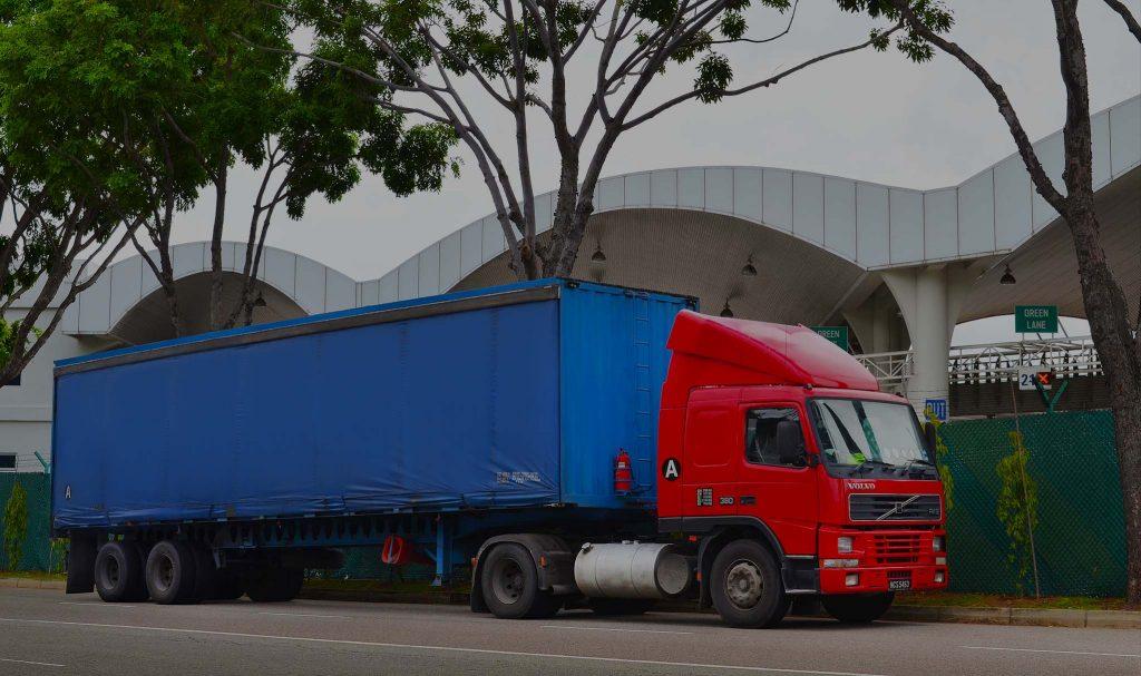 Singapore Lorry Transportation