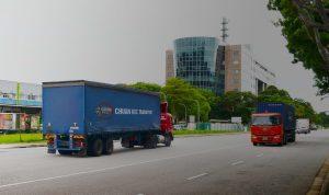 Singapore Malaysia Transportation